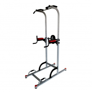 Турник-брусья Power Tower DFC Homegym G040